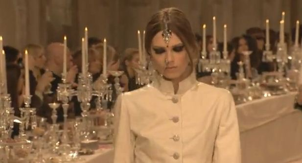 Chanel Paris Bombay Pre-fall 2011 12 Full Fashion Show CHANEL
