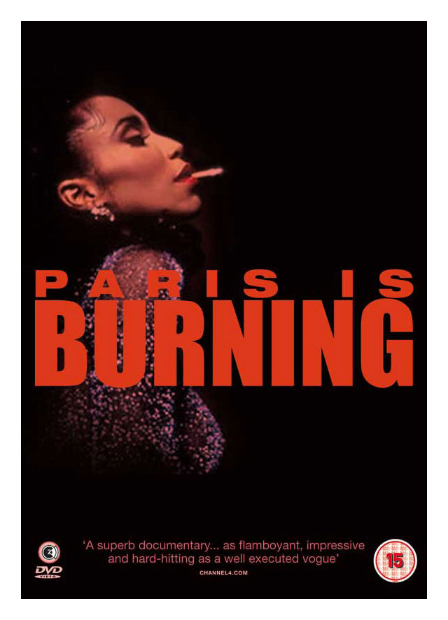 Image result for paris is burning poster