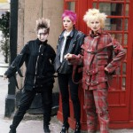 Vivienne Westwood in Punk Attire