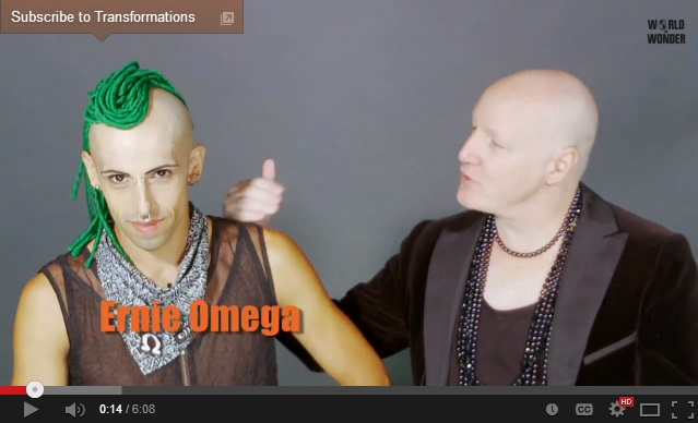 ernie omega- and - James st.james on - transformations 2